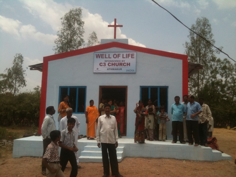 C3 Church in India